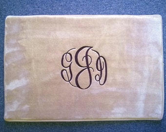 Monogrammed Rug Bath Kitchen Door Mat