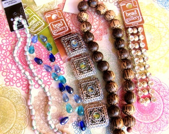 Destash - BEAD BUNDLE ~ 1.69 per STRAND/Pendant Mixed Lots Pick choice from picture 2