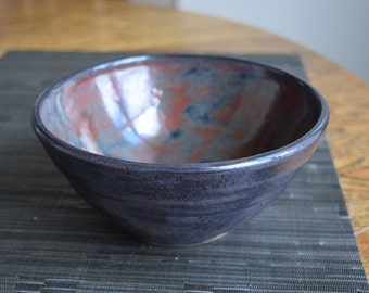 Serving Bowl in Ancient Jasper