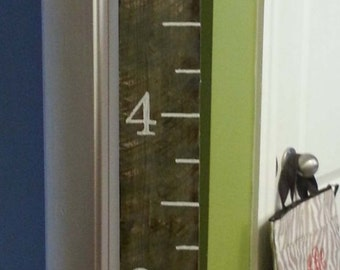Children's Growth Chart