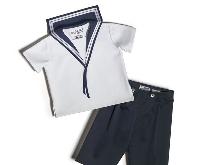 Sailor Suit DER FESCHE FERDL Classic - Summer Edition - Matrosenanzug - Costume marin
