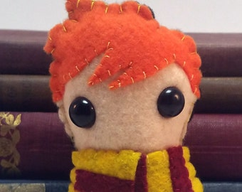 Ron Weasley Hogwarts/Harry Potter plushie
