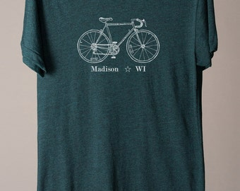 bike tee, bicycle tee, bike shirt, bicycle shirt, bike tshirt, bicycle tshirt