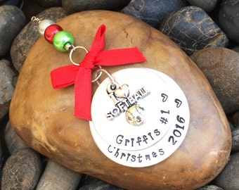 Softball Christmas Ornament | Athletic Ornament | Gift For Coach | Sports Ornament | End Of Season Gift | Tournament Gift | Coach Ornament