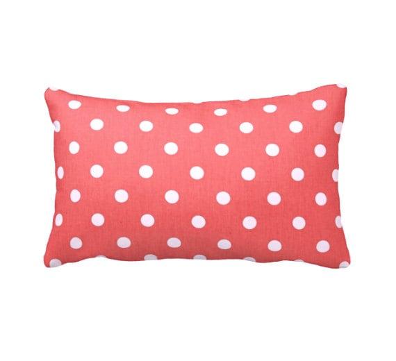 Throw Pillows With Coral : Coral Throw Pillows Decorative Pillows Throw Pillows for Couch