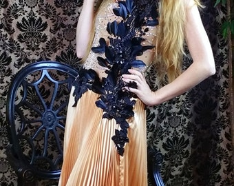 Ballroom Smooth Competition Evening Long Dress