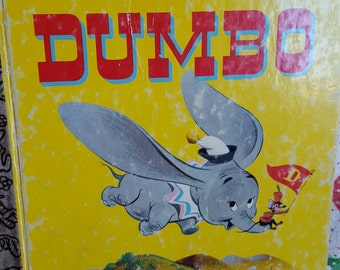 Walt Disney's Dumbo - Little Golden Book