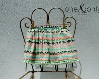 Pom-pom Skirt - Medium (6-8 yrs)