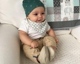 Semi Slouch Baby Hat