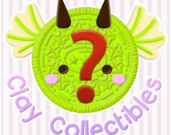 Clay Collectibles small Blind Box