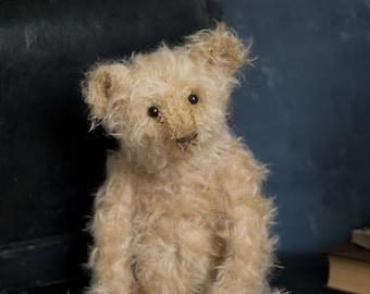 """Lovely Mohair Artist Teddy Bear 14"""" by Dorash"""
