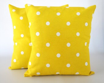 Yellow 20x20 pillow, yellow pillow, yellow decorative pillow, yellow pillow cover, pillow cover, throw pillows,cushion, decorative pillows