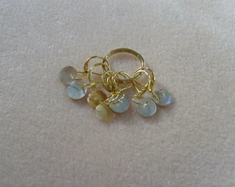 Crochet or Knitting Stitch Markers