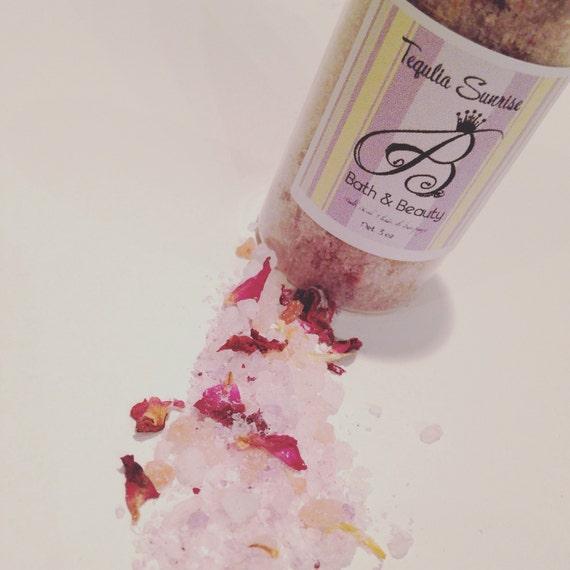 TEQUILA SUNRISE - Artisan Mineral Bath Soak