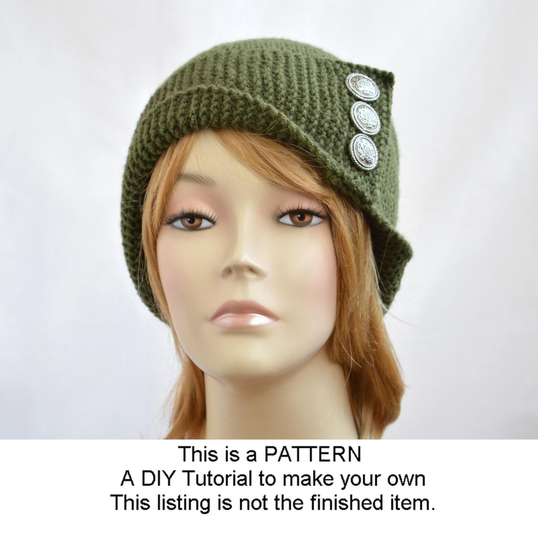 Knitting Pattern For Robin Hood Hat : Instant Download KNITTING PATTERN Robin Hood Hat Pattern