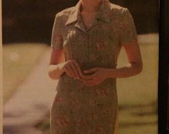 Style dress pattern 2822