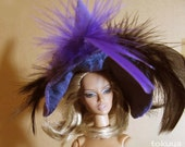 """TOKUYA outfit, clothes for Fashion Royalty FR2, Barbie, Silkstone, Jem dolls and other 12"""" fashion dolls"""