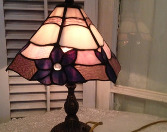 Tiffany design Lamp, Atmosphere Lamp, Night Light Lamp, Vanity Lamp, Accent Lamp, Decor Lamp