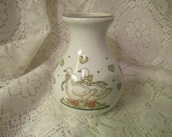Pfalzkeramik Goose Kitchen Vase, West Germany