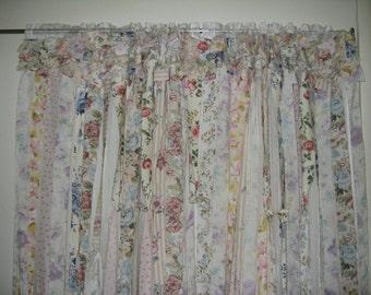 Shabby Chic/Boho/Boho Gypsy Curtains