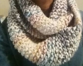 Infinity or Regular Knit Scarf