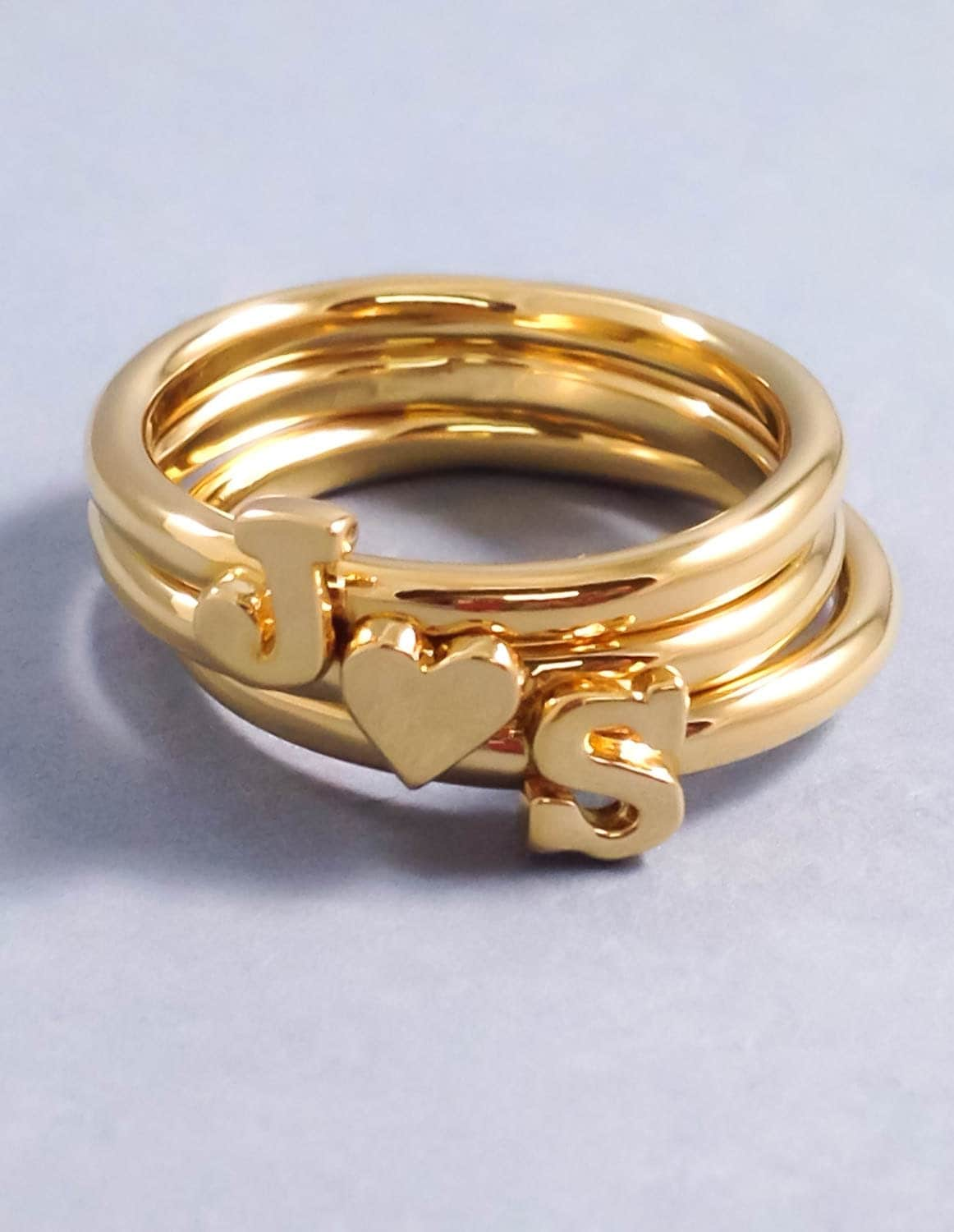 How To Make A Custom Initial Ring