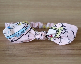 Top Knot Princess Headband