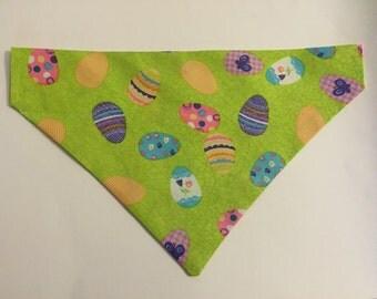 Dog bandana, Easter