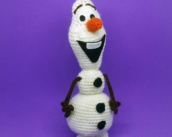 Olaf Crochet Amigurumi