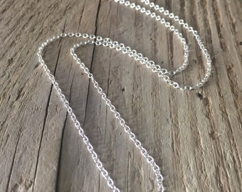 Add on- Necklace Chain, to be used with your order from GemsbyJohnna only!