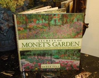 Secrets of Monet's Garden Text & Photography by Derek Fell