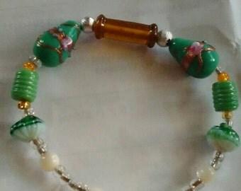 Glass bracelet Serenity