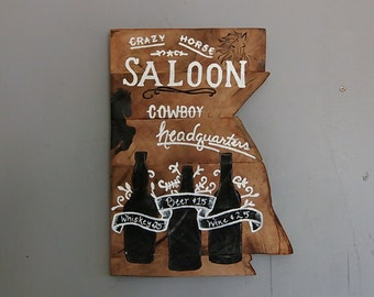 Crazy Horse Saloon sigh