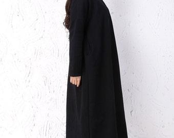 Winter Fleece Coat Long Women Coat Thick Thermal Women Warm Winter Coat  Custom Made