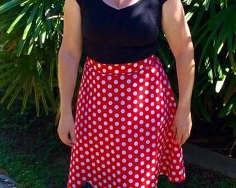 Custom Made Half Circle skirts