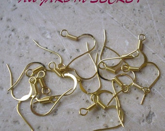 Lot 50 earrings flat (25 pairs)