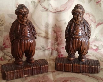 Dutchman bookends