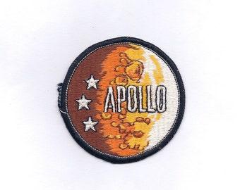 Vintage Apollo NASA Program Patch