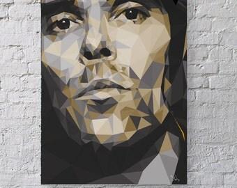 I wanna be adored - Ian Brown print