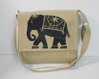 Chino Messenger Bags/Elephant Bag/School Bags/Travel Bags/Bags & Purses/Shoulder Bag/Book Bags