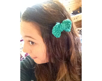 Hair bow clip accessories