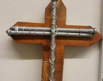 Hanging wall cross..