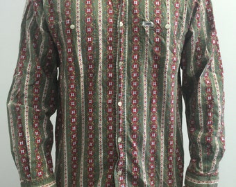 Vintage Guess by Georges Marciano Button Down M