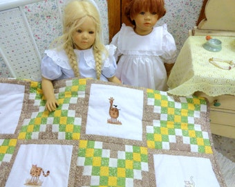 Children's Crib Quilt