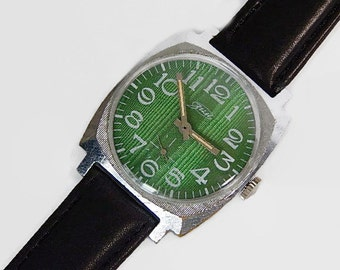 Very Old Watch, Mens Watch Vintage, Watch Soviet Zim, Mechanical USSR Watches, Mens Full Workable, Rare Watch, Watch USSR 70's, Gift Watchs