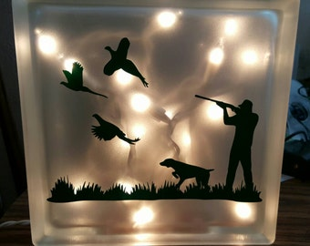 Pheasant Hunting Nightlight