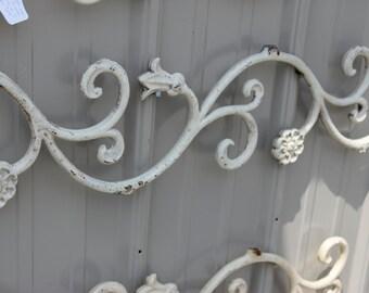 Vintage Cast Iron Decorative Tendrils
