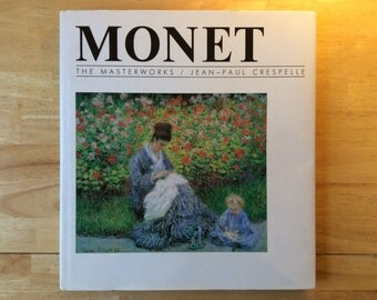 Claude Monet, Claude Monet Art, FREE SHIPPING!!