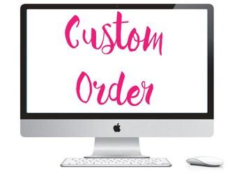 Custom Illustrative Logo - Rachel