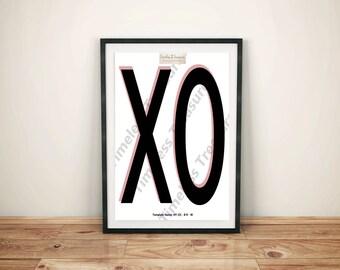 Just For Fun (O) - XO (Hug and Kiss)